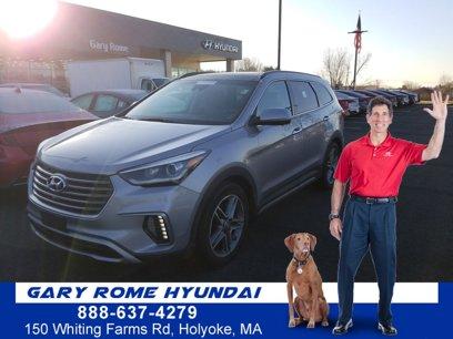 Certified 2017 Hyundai Santa Fe Limited w/ Ultimate Package - 540713548