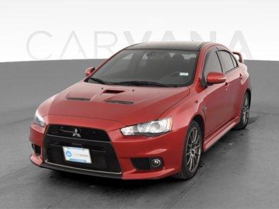 Used 2015 Mitsubishi Lancer Evolution Final Edition - 549210006