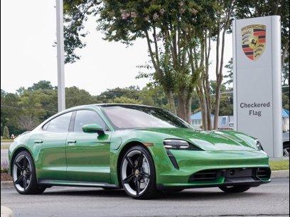 New 2021 Porsche Taycan Turbo - 591064621