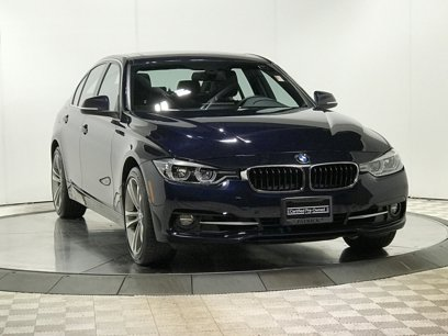 Certified 2017 BMW 330i xDrive Sedan - 565529679