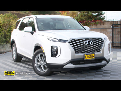 New 2021 Hyundai Palisade FWD SE w/ Cargo Package - 567455597
