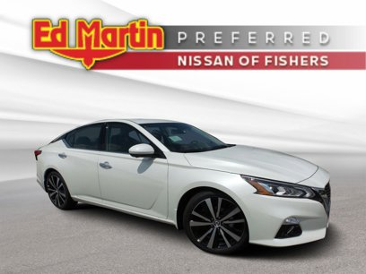 New 2020 Nissan Altima 2.0 Platinum - 525334171