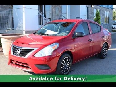 Used 2015 Nissan Versa 1.6 S Plus - 564725943