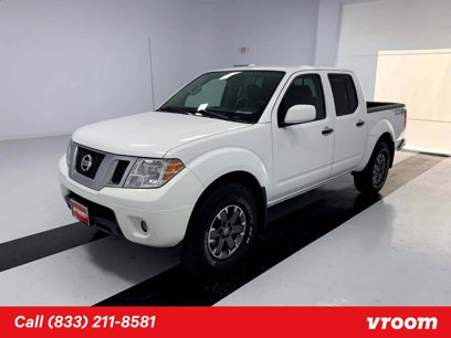 Used 2018 Nissan Frontier PRO-4X - 542047861