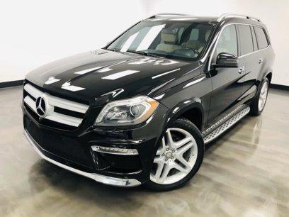 Used 2013 Mercedes-Benz GL 550 4MATIC - 569731501