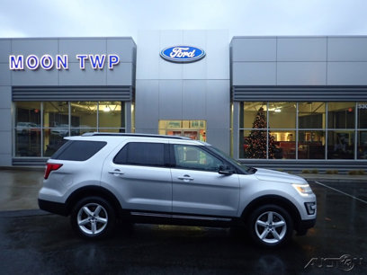 Used 2017 Ford Explorer 4WD XLT - 536468036