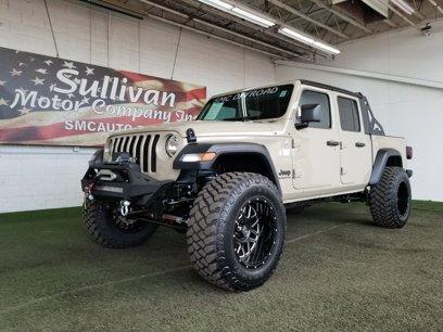 Used 2020 Jeep Gladiator Sport - 535199786