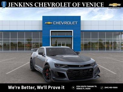 New 2019 Chevrolet Camaro ZL1 Coupe - 528991766