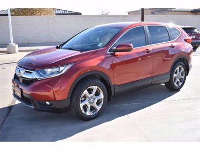 Used 2017 Honda CR-V AWD EX-L - 566912489