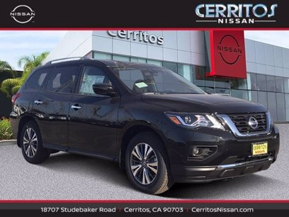 New 2020 Nissan Pathfinder FWD S - 569118800