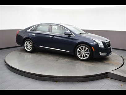 Certified 2016 Cadillac XTS Luxury AWD - 542643306