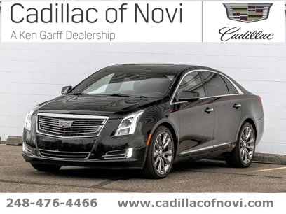 Certified 2017 Cadillac XTS Vsport Platinum AWD - 542866026