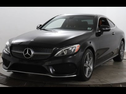 Used 2017 Mercedes-Benz C 300 4MATIC Coupe - 538790798