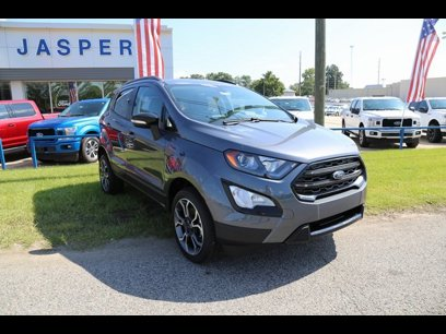 New 2019 Ford EcoSport 4WD SES - 521958709