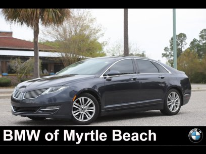 Used 2013 Lincoln MKZ - 548949009