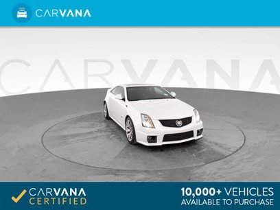 Used 2015 Cadillac CTS V Coupe - 547622345