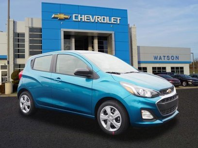 New 2020 Chevrolet Spark LS - 541164502