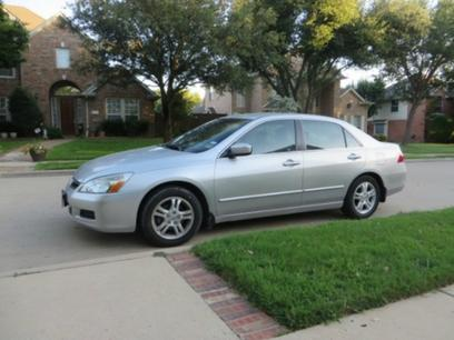 Used 2007 Honda Accord Se For Sale In Oklahoma City Ok 73162 Sedan
