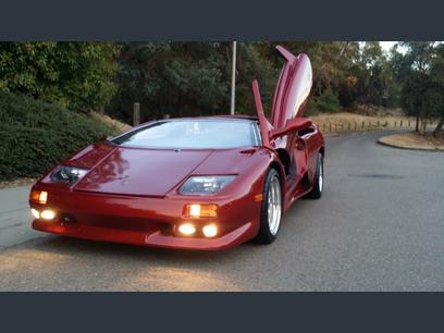 Used 2001 Lamborghini Diablo Vt For Sale In El Dorado Hills Ca