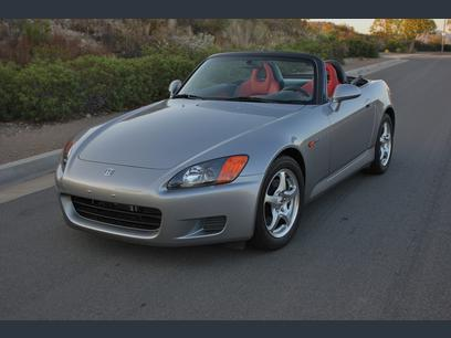 2000 Honda S2000 For Sale In San Diego Ca 92134 Autotrader