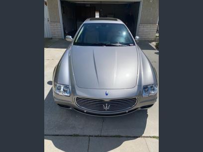 Maserati Quattroporte For Sale In Fresno Ca 93702 Autotrader