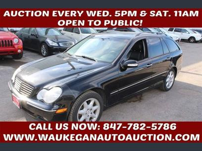 Used 2004 Mercedes-Benz C 240 4MATIC Wagon - 592023621