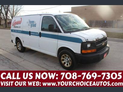 Used 2010 Chevrolet Express 1500 - 578482920