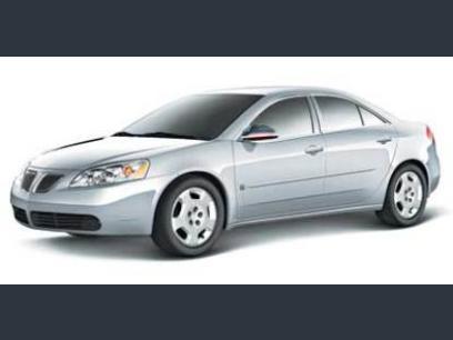 Used 2006 Pontiac G6 Sedan - 595467782