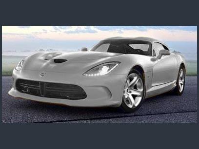 2017 Dodge Viper Gtc >> New Dodge Viper For Sale Autotrader
