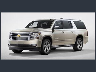 2015 Chevrolet Suburban For Sale Autotrader