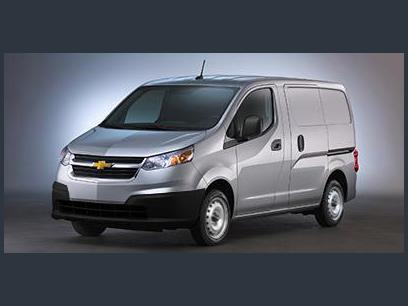 Used 2017 Chevrolet City Express Ls 513046813