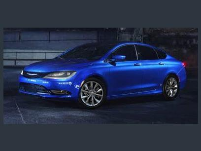 Used 2016 Chrysler 200 S