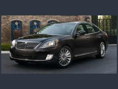 Used 2016 Hyundai Equus Ultimate