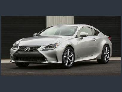 Used 2017 Lexus Rc 300 Awd 499143788