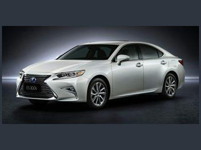 Used 2018 Lexus Es 300h