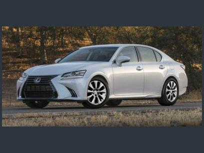 New 2019 Lexus Gs 300