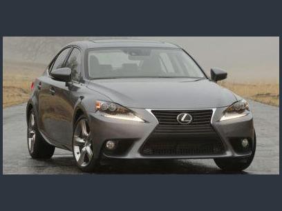 Used 2016 Lexus IS 350 - 598828903
