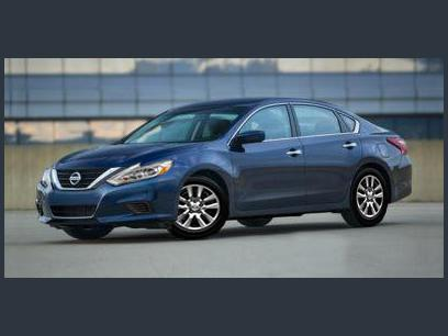 Certified 2017 Nissan Altima 2 5 S 510748100