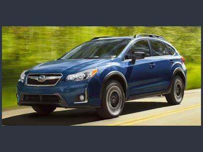 New 2017 Subaru Crosstrek 2 0i Limited