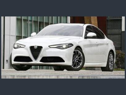 alfa romeo giulia for sale nationwide - autotrader