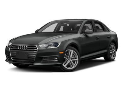 Certified 2017 Audi A4 2 0t Premium Plus Quattro Sdn