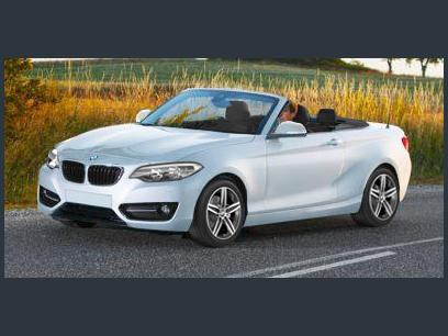 Certified 2017 BMW 230i xDrive Convertible - 567090144