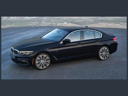 Certified 2017 BMW 540i - 567423281
