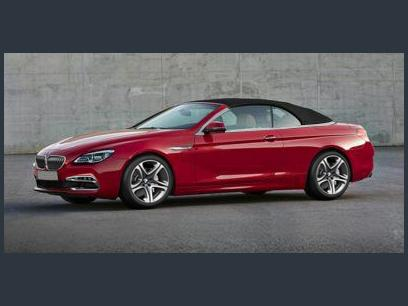 New 2018 Bmw 650i Convertible 486069305
