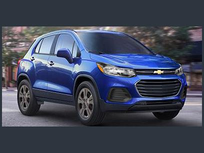 Used 2019 Chevrolet Trax For Sale With Photos Autotrader