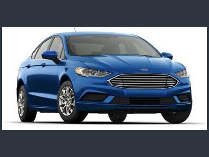 Used 2018 Ford Fusion SE - 581428684