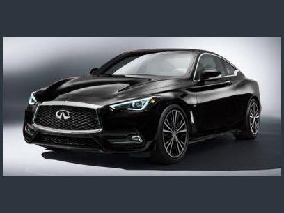 Certified 2018 Infiniti Q60 Red Sport 400 Awd Coupe