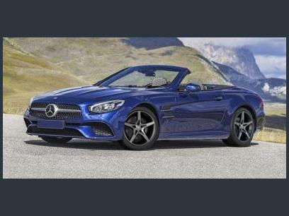 Certified 2017 Mercedes-Benz SL 550 - 562669723