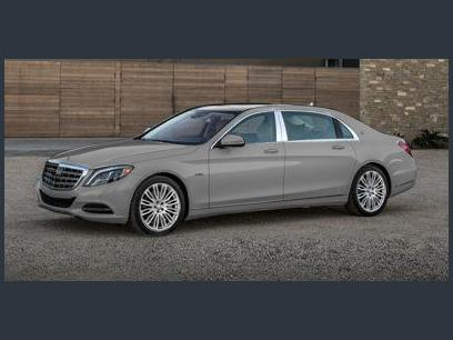 New 2017 Mercedes Benz Maybach S 550 4matic
