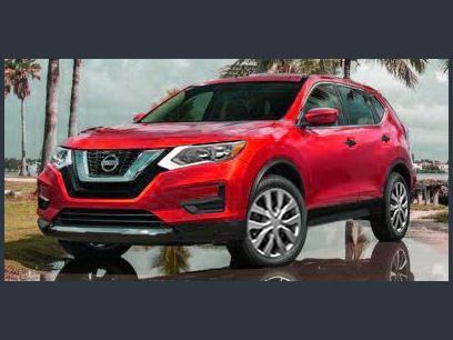 Certified 2017 Nissan Rogue Sv